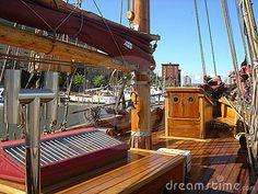 old ships decking