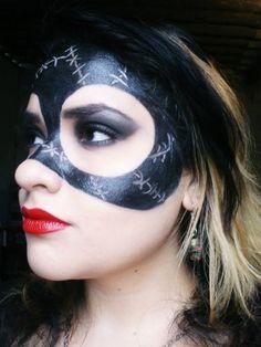 CATWOMAN MAKEUP TUTORIAL! Halloween Makeup | Halloween Makeup ...