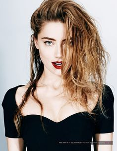 Amber Heard for Jalouse Magazine Most Beautiful Faces, Beautiful Celebrities, Beautiful Actresses, Gorgeous Women, Amber Heard Hot, Amber Heard Style, Amber Head, Foto Portrait, Hollywood Actresses