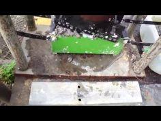 LADRILLOS DE PAPEL RECICLADO - YouTube