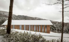 Gallery - CeongTae Mountain's Visitor Information Center / namu architects - 1