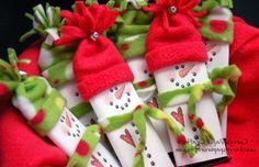 Noiva com Classe: 35 Ideias de Decoração de Natal para Crianças - Festa Infantil…