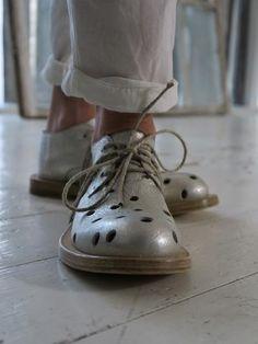 Rundholz MainLine Perforated Shoe 1465223