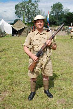 British 8th Army Uniform... - Uniforms