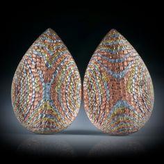 Messing, Decorative Bowls, Gemstones, Home Decor, Copper, Couple, Metal, Decoration Home, Gems