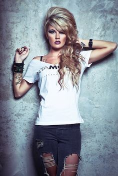 rock and roll fashion | Jess Daniel | Alta Moda Rock & Roll Fashion Explored | Flickr - Photo ...
