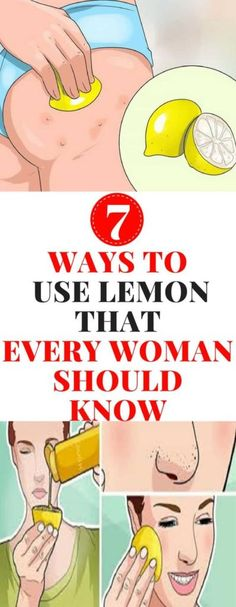 Improve Your Health By Using Lemon In These 7 Ways! Lemons are. Improve Your Health By Using Lemon In These 7 Ways! Lemons are definitely a super food. They add flavor to various dishes and they contain a ton of health benefits. Healthy Beauty, Healthy Tips, Healthy Skin, Stay Healthy, Healthy Recipes, Healthy Meals, Easy Recipes, Dinner Recipes, Herbal Remedies
