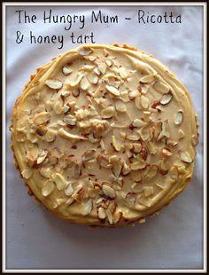 Plum and Cherry Hazelnut Tart | Recipe | Tarts, Cherries and Desserts