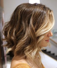 stacked long bob - Google Search