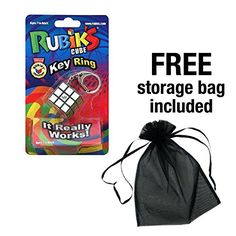 Rubiks Cube Key Ring w/ FREE storage bag Winning Moves http://www.amazon.com/dp/B004S319WS/ref=cm_sw_r_pi_dp_v7Ocvb01XJ6Z7