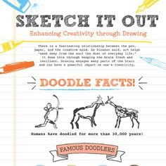 Share Published by: Chronicle Books TIPS FOR: doodles, drawing, creativity boost CHECK OUT THESE RELATED TIPS! Tips to Apply the Golden Ratio in Photography and Design Tips to Sell your Art Online Faster 2017 Top 5 Logo Design Trends — and the Sexiest Treat of the Year