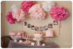 Baby Shower – 4 Ideas for Baby Girl Shower Decorations , Click the image below for a detailed overview of this entire theme:, ideas for baby. Shower Party, Baby Shower Parties, Baby Shower Themes, Bridal Shower, Shower Ideas, Baby Showers, Shower Kits, Idee Baby Shower, Girl Shower