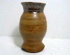 Studio Pottery Vase Marked Signed Mid Century Warren Mackenzie ? Era