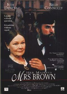 Mrs Brown (1997) Review Period Movies, Period Dramas, Love Movie, Movie Tv, Netflix Movies, Movies Showing, Movies And Tv Shows, Theater, Judi Dench