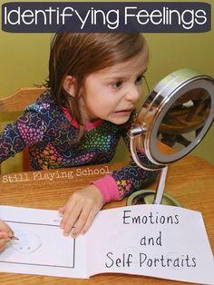 Emotions and self portraits