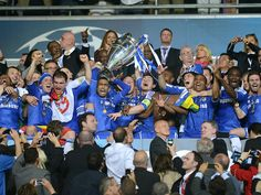 Lifting the Cup