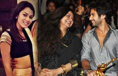 Here Is What Shahid Kapoor's Mother Has To Say About Mira Rajput