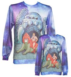 EXCLUSIVE All Over Print He-Man JumperMr Gugu