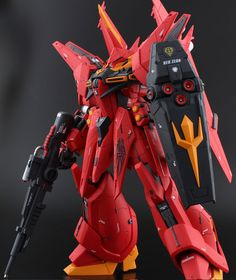 Custom Build: RE/100 AMX-107 Bawoo [Detailed] - Gundam Kits Collection News and Reviews