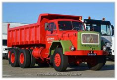 Magirus Deutz. Kipper.