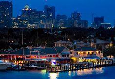 Favorite Restaurant Ever, Bimini Boatyard, Fort Lauderdale