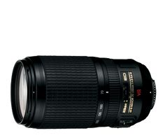 2nd lens to get  AF-S VR Zoom-Nikkor 70-300 mm f/4.5-5.6G IF-ED (srp $589.95)