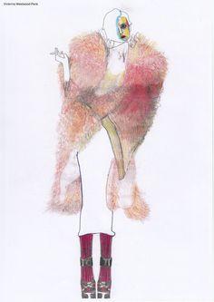 Fashion Illustration by Abi Joy Samuel