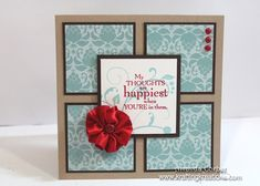 My Thoughts Friday Mashup 83 by zainy3018 - Cards and Paper Crafts at Splitcoaststampers