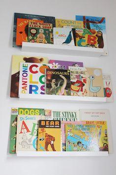 cute bookcase idea