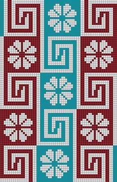 Patterns repetitive in both directions equally     Middle-ages Europe   Middle-ages Europe    Patterns repetitive differently to each direct...