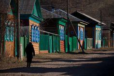 Tarbagatai, an Old Believer village outside Ulan Ude in Buryatia, Siberia
