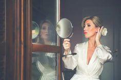 La bellezza è l'eternità che si mira in uno specchio