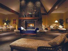 Aria Spa & Club in Vail, Colorado at Vail Cascade Resort