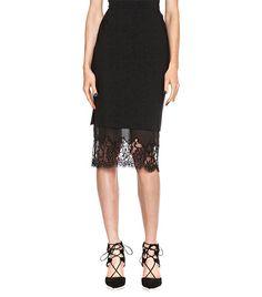 @Who What Wear - Altuzarra Kepi Skirt ($1,465) in Black