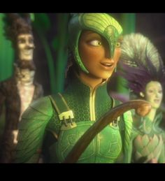 This is the gal I'll be cosplaying this year, along with my Queen Tara cosplay. Leafwoman from Blue Sky's Epic. Dreamworks Movies, Disney And Dreamworks, Disney Movies, Epic Film, Epic Movie, Cool C, Blue Sky Studios, Movies And Series, Armours