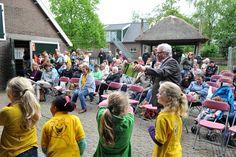 Zondagmiddagconcert 2013 @ kinderboerderij de Blijde Wei , @Ommoord Rotterdam Rotterdam, The Netherlands