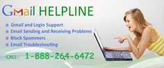 Gmail Customer Care Resolve all issues via 8882646472(toll free ) number, so contact any time from any where.