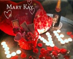 Mary Kay Valentine's Day Gifts.Try before you buy at a facial and/or makeover…