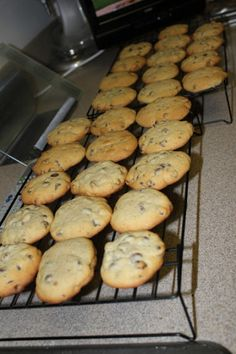 My husband was in the mood for something sweet recently, so I decided to make the classic: Nestle Tollhouse Chocolate Chip Cookies. I got to use my Kitchenaid Stand Mixer, which I love! Only probl...