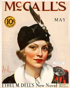 McCall's - May 1924 artist Neysa McMein