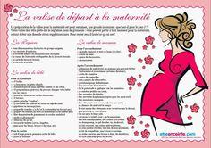 Blabla de shoppeuses: Mon vanity de maternité : les indispensables