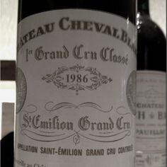 1986 Château Cheval Blanc, St.-Emilion