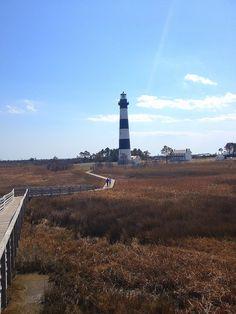 Bodie Island Lighthouse. Photography by Adam-Wayne Finley