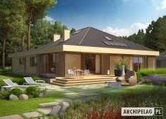 #Projekty domów ARCHIPELAG - Gilbert G2