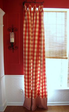 1000 Images About Remodel On Pinterest Kitchen Curtains Red Kitchen Curtains And Country