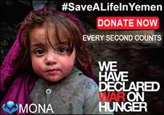 Yemen: Please Help Save A Yemeni Child Today – Alistair Reign News Blog