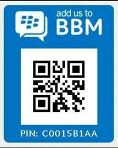 Add our BBM Channel