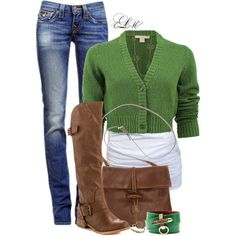 Untitled #753, created by tmlstyle on Polyvore