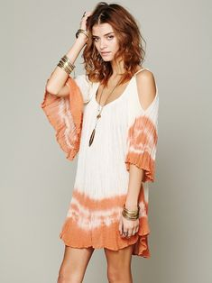 Boho Chic via Tumblr --this looks borrowed from #Nasty Gal or #FreePeople