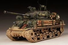"""Brad Pitt`s """"Fury"""" Sherman. Award winner built and painted Brad Pitt`s """"Furry"""" Sherman with realistic heavy weathering finish. Top building quality with outstanding details throughout whole model and very high standard accuracy on every individual part. Army Vehicles, Armored Vehicles, Plastic Model Kits, Plastic Models, Tank Fury, Military Action Figures, Sherman Tank, Model Hobbies, Model Tanks"""
